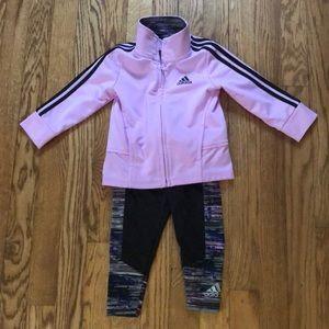 Adidas 12 Month Jacket & Leggings